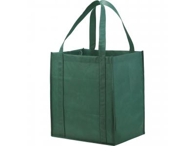 Promotional Giveaway Bags | The Hercules Grocery Tote Green