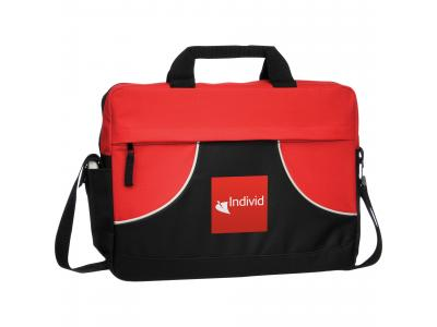 Promotional Giveaway Bags | The Quill Meeting Brief Red