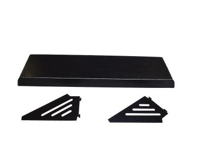 Pop Up Displays | Quadro shelf for straight frame pop ups