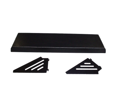 Pop Up Displays   Quadro Flat Shelf
