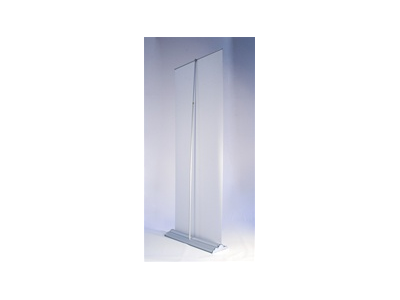 Steppy Banner Stand   Economy Banner Stands