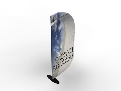 Banner Stands | TF-600 Aero Tension Fabric Banner Stand