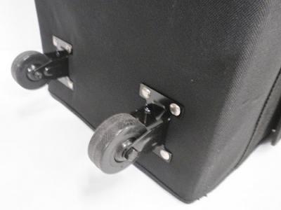 TF-701 Aero Freestanding Portable Fabric Case Wheels