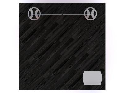 VK-1120 MEO Hybrid Portable Floor Plan | Custom Modular Hybrid Displays