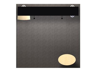 VK-1230 Sacagawea Tension Fabric Displays | Trade Show DIsplays