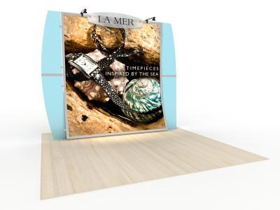 Trade Show Displays | VK-2125 Magellan Magic