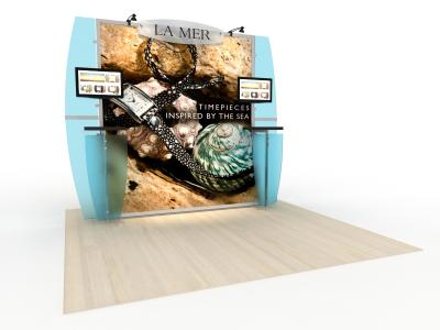 Trade Show Displays | VK-2123 Magellan Magic
