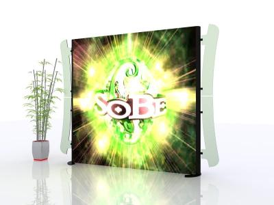 SEGUE VK-1951 Inline Lightbox Display Backlit with SuperNova™ LED Technology