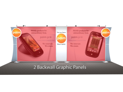 Trade Show Displays | Sacagawea Replacement Graphics