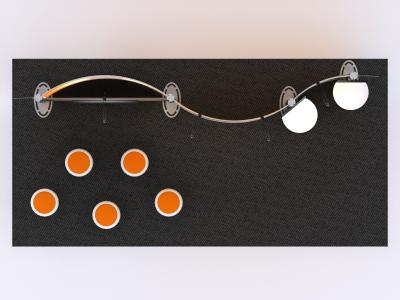 VK-2934 20 Ft Visionary Designs | Trade Show Displays