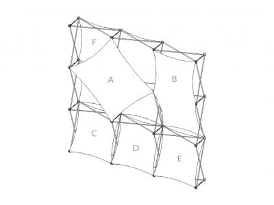 Pop Up Display   XSNAP 3x3P schematic
