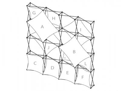 Pop Up Display   XSNAP 4x4B schematic