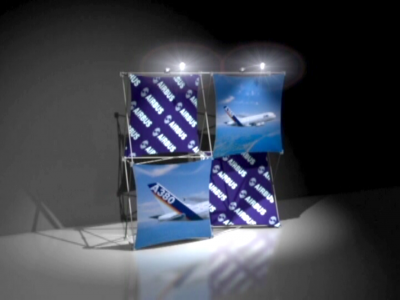 Pop Up Displays | Xpresssions Trade Show Display