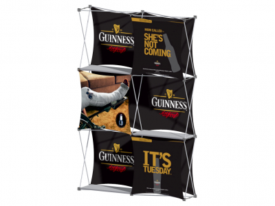 Pop Up Displays | Xpresssions XSNAP 2x3G