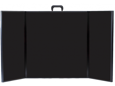 Presentation 32 Plus Briefcase Display without Graphics | Table Top Displays
