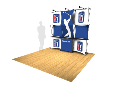 Pop Up Displays | Xpresssions XSNAP 3x3O