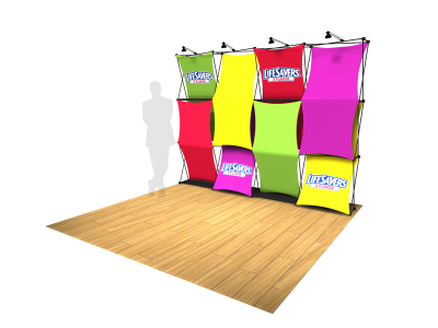 Pop Up Displays | Xpressions 4x3H