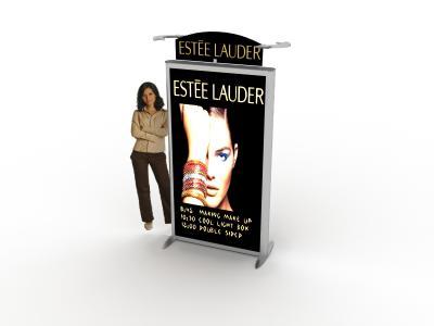 Banner Stands | MOD-1283 Lightbox