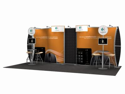 Trade Show Displays | VK-2099 Magellan MOR