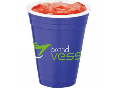 Promotional Giveaway Drinkware | Game Day Event Cup 16oz