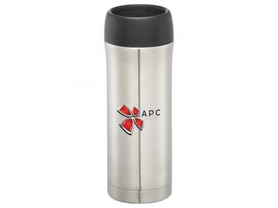 Promotional Giveaway Drinkware | JoeMo Vacuum Tea Tumbler 14oz