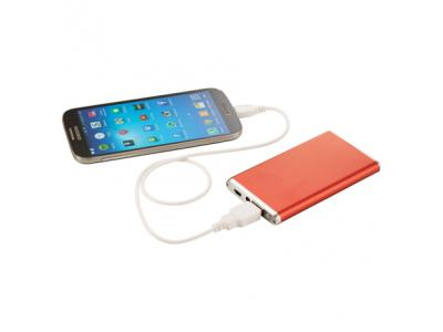 Promotional Giveaway Technology | Slim Aluminum Power Bank