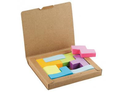 Promotional Giveaway Office | Puzzle Sticky Notes