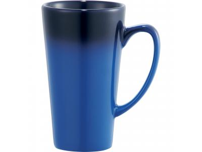 Promotional Giveaway Drinkware | Cafe Tall Latte Ceramic Mug 14oz