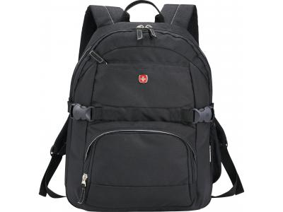 Promotional Giveaway Bags & Totes | Wenger Raven Compu-Backpack