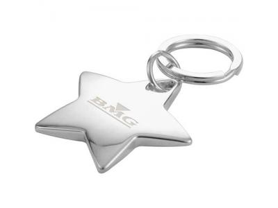 Promotional Giveaway Gifts & Kits | Star-Shaped Key Ring