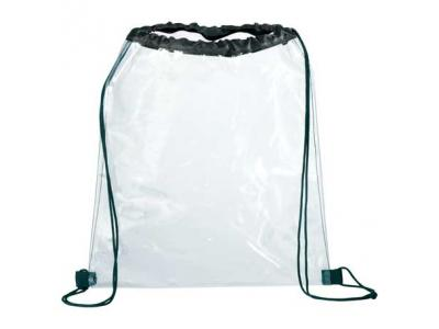 Promotional Giveaway Bags   Rally Clear Cinch