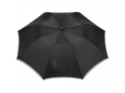 "Promotional Giveaway Gifts & Kits | 42"" Auto Open Folding Safety Umbrella"