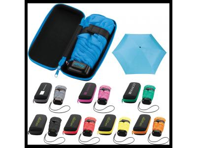 Promotional Giveaway Gifts & Kits   Deluxe Folding Umbrella