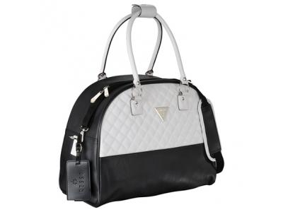 Promotional Giveaway Bags | Guess Silverton Dome Travel Tote