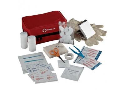Promotional Giveaway Gifts & Kits | StaySafe Travel First Aid Kit