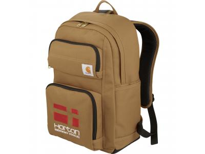 Promotional Giveaway Bags | Carhartt Signature Standard Work Compu-Backpack