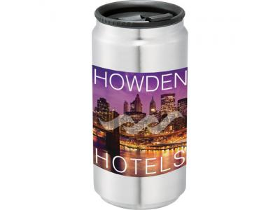 Promotional Giveaway Drinkware   Fizz Stainless Tumbler 12oz