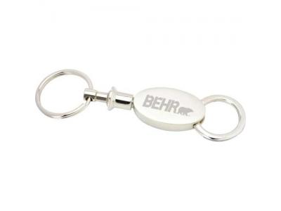 Promotional Giveaway Gifts & Kits | Oval Valet Key Ring
