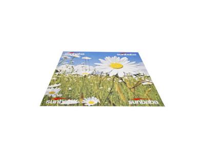 Dye Sub Printed Flooring | Trade Show Flooring