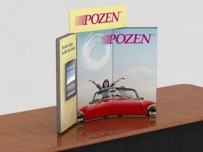Trade Show Displays | Intro Kit 1 Table Top Displays