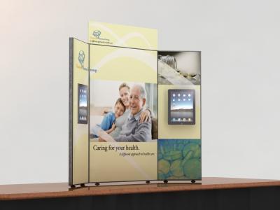 Trade Show Displays | Intro Kit 2 Table Top Displays