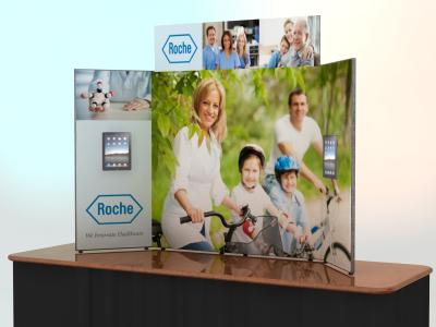 Trade Show Displays | Intro Kit 4 Table Top Displays