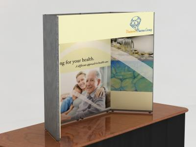 Trade Show Displays | Intro Kit 7 Table Top Displays