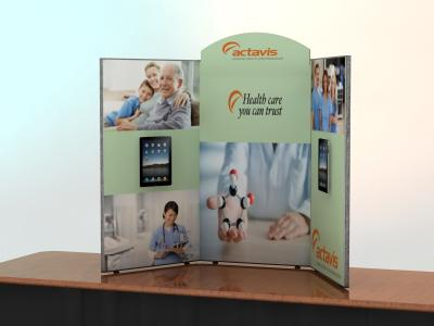 Trade Show Displays | Intro Kit 10 Table Top Displays