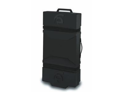 MOD-550 Portable Display Shipping Case with Wheels and Locks