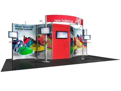 RE-2015 eSmart New Balance w/ Graphics   Display Rentals