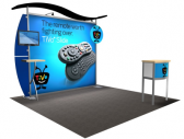Custom Modular Hybrid Displays |Trade Show Displays by ShopForExhibits