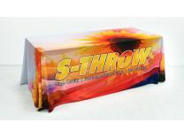 S-Throw Dye 6' Dye Sublimation Table Throws