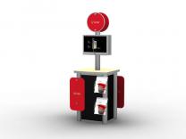 MOD-1227 Workstation   Counters, Pedestals, Kiosks, Workstations