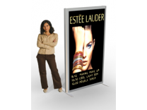 Banner Stands |MOD-1250  Backlit 3-D Banner Stands